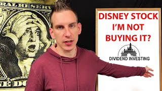 Is Disney Stock Good For Dividend Investors ?