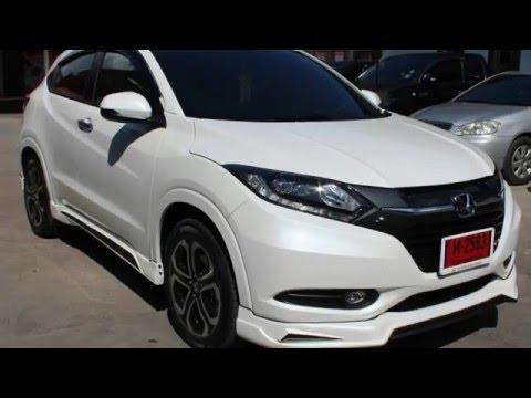 ชุดแต่งรอบคัน Honda HRV By MDP