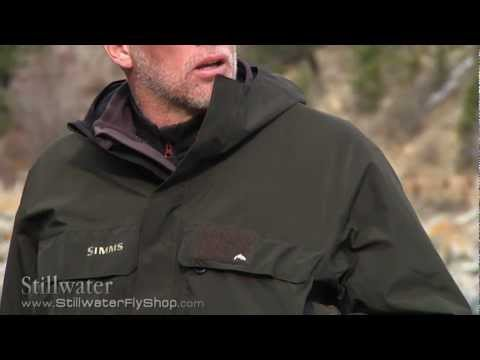 Simms Headwaters Wading Jacket From The Team At Simms Waders