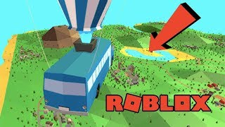ROBLOX FORTNITE! ISLAND ROYALE | FAMBAM GAMING | LIVE