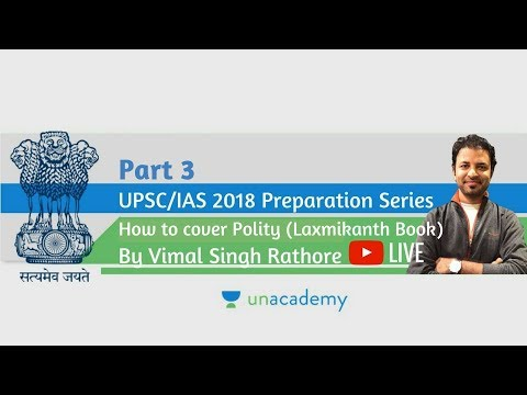 How to Cover Laxmikanth Indian Polity Book (हिंदी में) for UPSC CSE/IAS 2018 Pre and Mains Exam