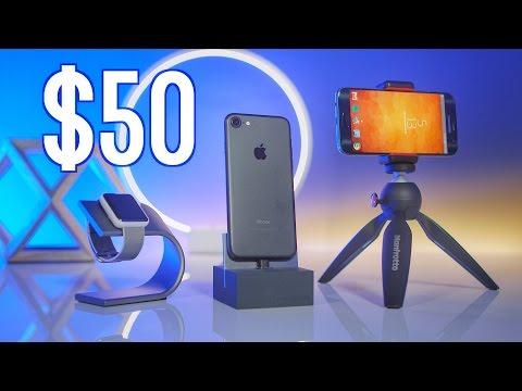 The Best Tech Under $50 - September 2016