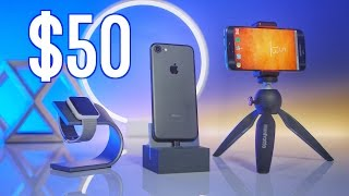 Video The Best Tech Under $50 - September 2016 download MP3, 3GP, MP4, WEBM, AVI, FLV Juli 2018