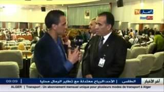 النائب أحمد سعداني ممثل حزب جبهة التحرير الوطني ممثل عن ولاية الوادي
