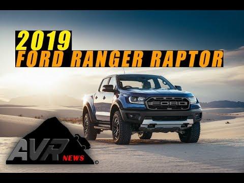 Ford Ranger Raptor - AVR News Episode