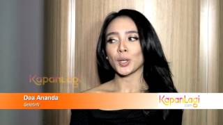 Dea Ananda Sebut Nidji, Band Anak Mama