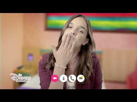 Soy Luna - Le Vacanze - Videomessaggio di Delfi per Jazmín