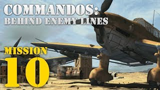 Commandos: Behind Enemy Lines -- Mission 10: Operation Icarus