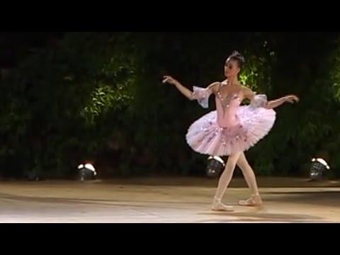 Sarah Steele, USA  Tchaikovsky  The Sleeping Beauty  Variation of Aurora, Act I
