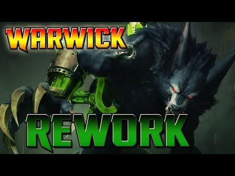 Ein lang erwartetes Rework | Warwick Gameplay Update | League of Legends