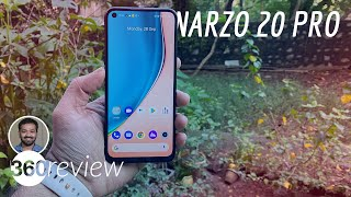 Realme Narzo 20 Pro Review: Best Phone Under ₹15,000? | 90Hz Display, 65W Charger, Helio G95