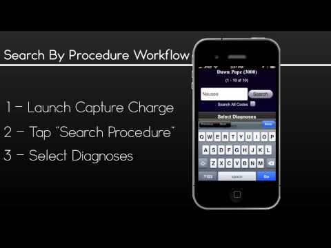 IQMax How To Videos: IQCharge - How to Enter a Charge by Searching for a Procedure thumbnail
