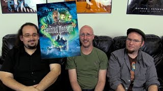 Nostalgia Critic Real Thoughts on - The Haunted Mansion