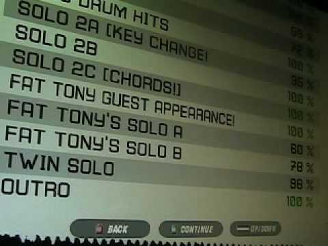 Renegade Solo 2c Chords Fc Stats Screen Youtube