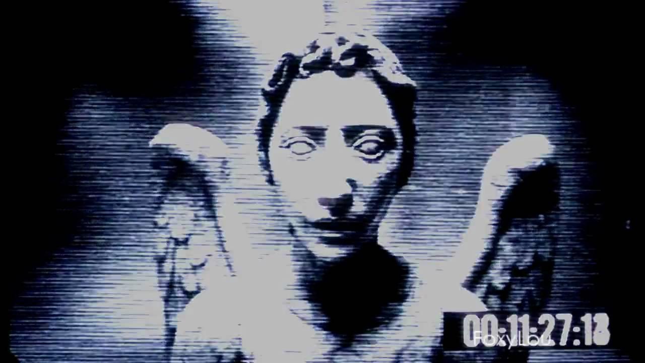 scary image of angel - photo #24