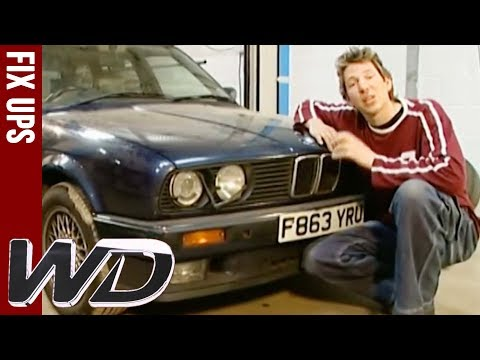 Improving Engine Performance: BMW325i   Wheeler Dealers   TOP TIPS