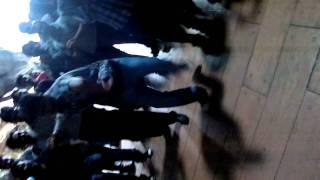 Mahesh-Asai Nuruvagai- dance in Team outing-Guhantra