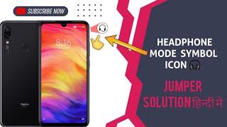 Redmi Note Headphone Mode. How To fix.