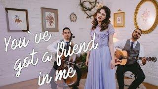 Baixar You've got a friend in me (Randy Newman) | Amigo estou aqui | Toy Story | por Lorenza Pozza