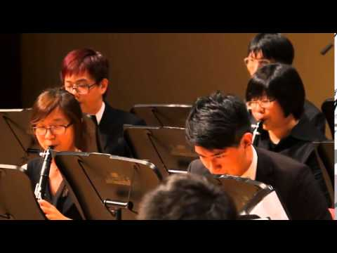 [2014 Back to the Stage] Phantom of the Opera (Arr. W. Barker)