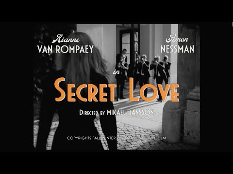 Secret Love   The Massimo Dutti Campaign FW19