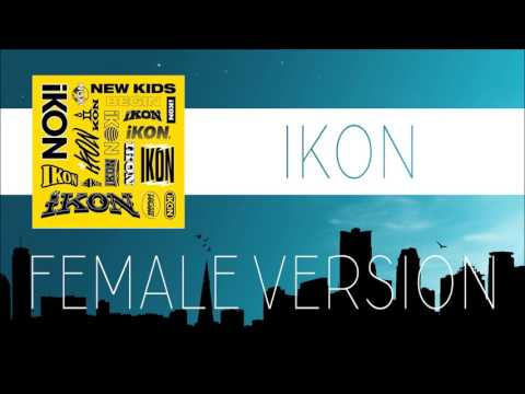 iKON - B-DAY [FEMALE VERSION]