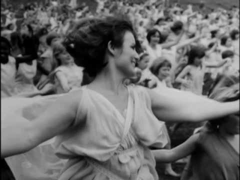Isadora's Pantheistic Dream