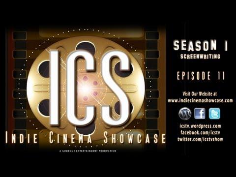 Indie Cinema case S1 Ep 11 Screenwriting