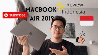 REVIEW Macbook Air 2019 Bahasa Indonesia (Abim)