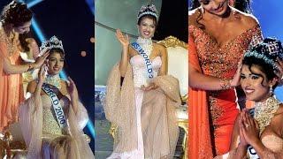 Miss World 2000 Priyanka Chopra's Crowning Moment - #throwback