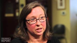 President's Report 2015: Rebecca Todd Peters