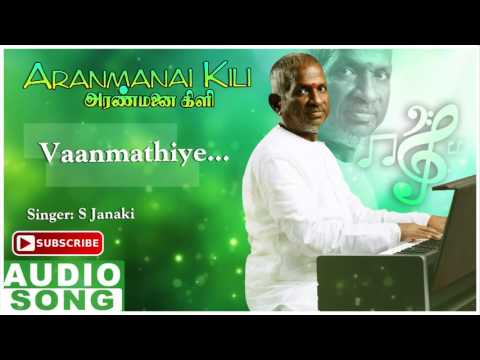 Aranmanai Kili Tamil Movie Songs | Vaanmathiye Song | Rajkiran | Ahana | Ilayaraja | Music Master