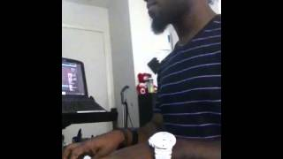 Mic.Keys Shedding To Corey Henry Music