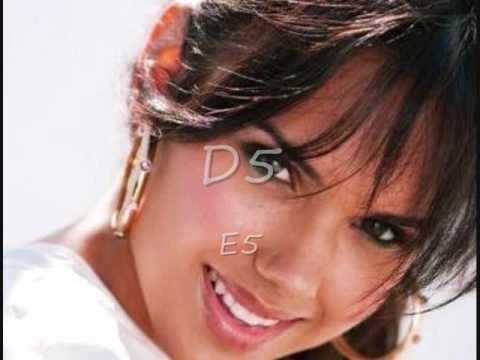 Kristinia Debarge Studio Vocal Range