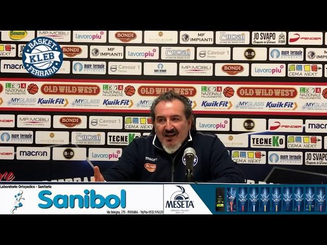 Conferenza Stampa Ugo Bartolini