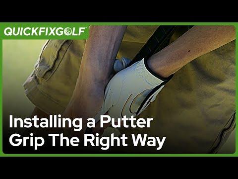 installing-a-putter-grip