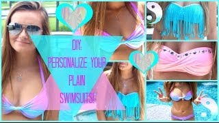 Fashionistalove22 Vlog DIY Personalize Your Plain
