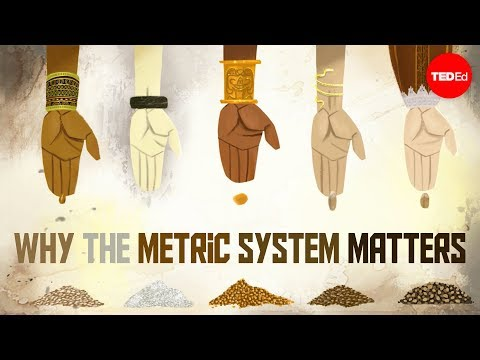 Why The Metric System Matters - Matt Anticole