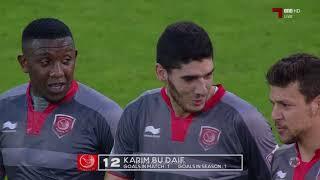 الهدف | العربي 0 - 1 الدحيل | QNB 17/18