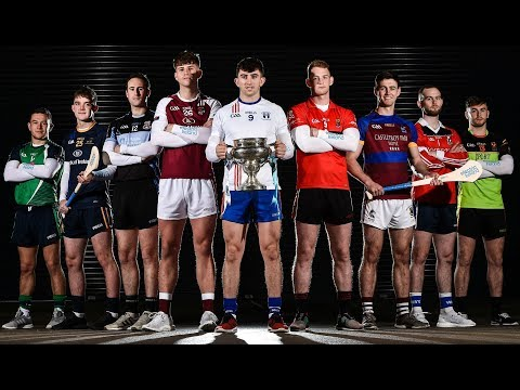 Electric Ireland GAA Sigerson Cup Final  17022018