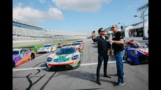 The Torque Show – 2019 Daytona Rolex 24 - Episode One