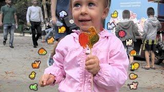 Зоопарк для детей видео - Дикие животные, развивающее видео