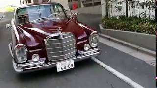 1964 Mercedes-Benz 220SE Coupe W111
