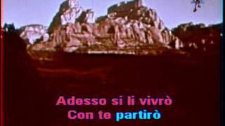 Andrea Bocelli Con Te Partiro SF HD Karaoke
