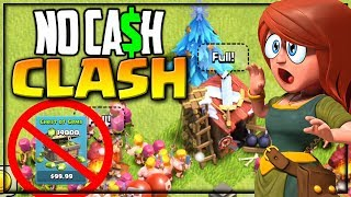 MAX Your Farming Loot in Clash of Clans! No Cash Clash #6