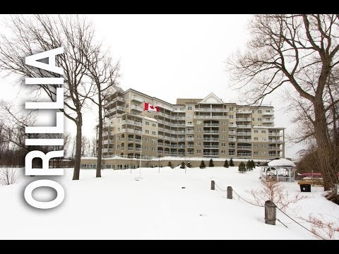 Orillia Waterfront Condo for Sale | Real Estate | Barrie Video Tours 1293