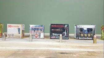 Best Self Defense 9mm Ammo?