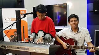 SAYANG x TEMAN BAHAGIA x PANTAS UNTUKMU | (Live Cover) by Rian Napit ft. Keagen