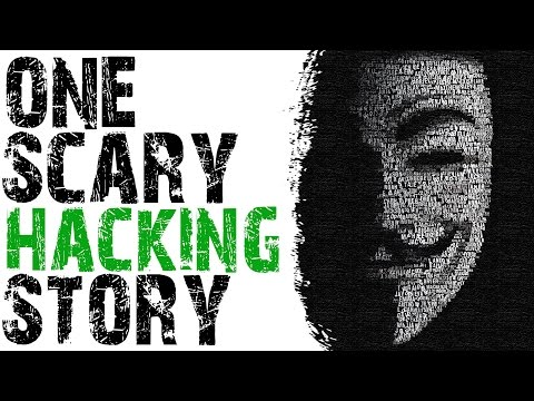 TERRIFYING TRUE STORIES: 1 TRUE SHOCKING HACKING AND DEEP WEB STORY