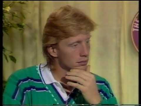 Zusammenfassung Wimbledon 1988 Finalsonntag, Herreneinzel & Damendoppel + Interview mit Boris Becker